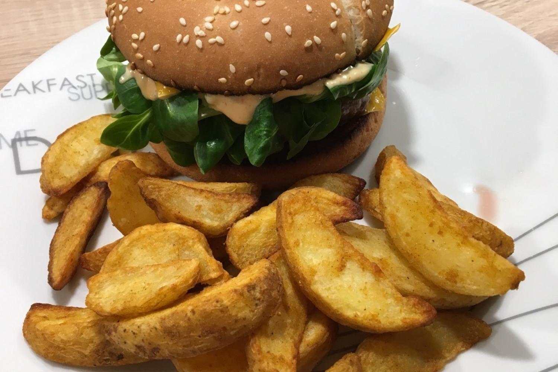 Sauce burger maison