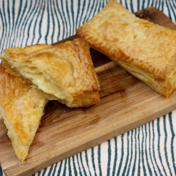 Cheese Puffed Pastry Strips