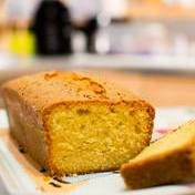 Vanilla Tonka cake