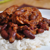 Chili con carne (Meat chili)