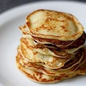 Crêpes de Vonnas (regional potato pancake specialty)