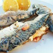 Greek Style Mackerel Filets