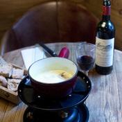Cep (porcini mushroom) fondue
