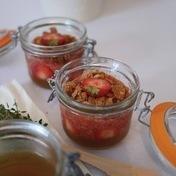 Lemon-thyme strawberries