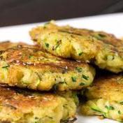Zucchini frittatas