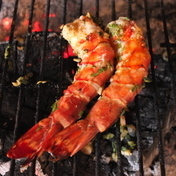 Grilled jumbo shrimp