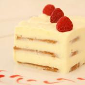 Raspberry/white chocolate ganache !!  Verrines