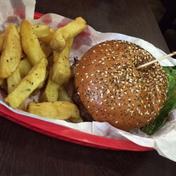 Gormet burger