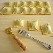 Ravioli pasta dough