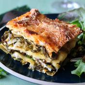 Kale lasagna