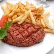 Nico's steak tartare