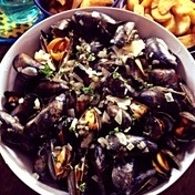 Théo's Mussels
