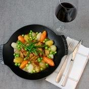 Spring Vegetable Lamb Stew