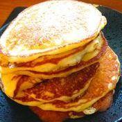 New York pancakes