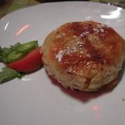Chicken pastilla (fragrant Moroccan pie)
