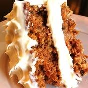 Quinoa carrot cake