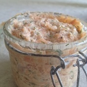 2-salmon rillettes