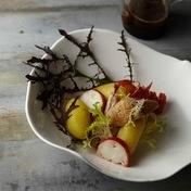 Luxury potato salad