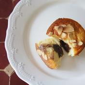 Almond soufflés