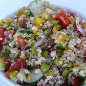 Andean Tabouli