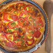 Sunshine vegetable pie