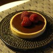 Chocolate Raspberry Tartlet