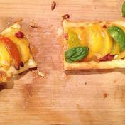 Three tomato pie