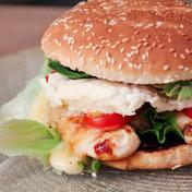 The Teriyaki burger