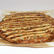 Flamiche (leek pie)