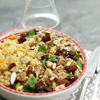 Recettes à base de lentilles, boulgour ou quinoa