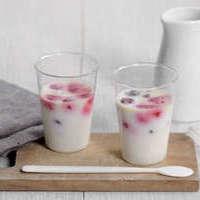Desserts lactés