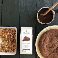 Les recettes avec la préparation pour Fondant au Chocolat