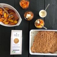 Les recettes avec la préparation pour Cookies pépites de chocolat & sésame