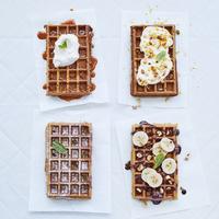Les recettes avec la préparation Pancakes et Gaufres