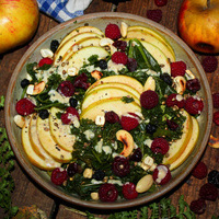 P'tite salade grandement gourmande
