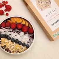 Les recettes avec la préparation pour Muesli