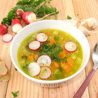 Purées et soupes