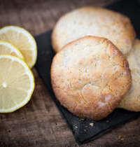 Biscuits amande-citron