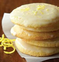 Biscuits Ricotta citron