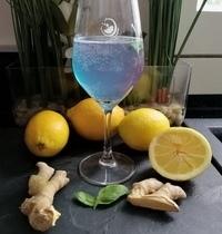 Blue fizz