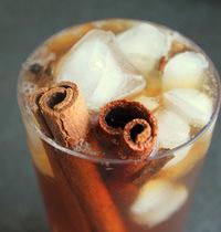 Cinnamon Chai Energy Drink