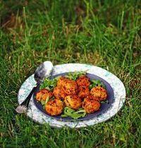 Boulettes croustillantes au Riz Bengale