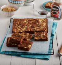 Brownie au Cheesecake Marbré