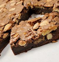 Brownie aux fruits secs