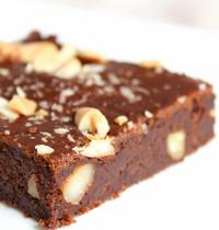 Brownie aux haricots rouges (vegan, sans gluten)