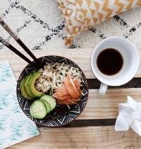Buddha bowl japonais