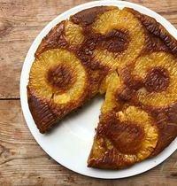 Cake Ananas & Caramel