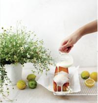 Cake au Yuzu