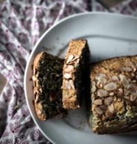 Cake aux graines depavot.