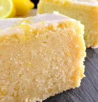 Cake citron {vegan}